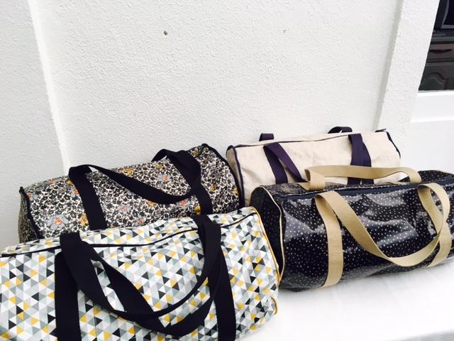 sac de sport /journée couture/Angers