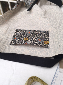 poche interieure/sac/couture/Angers