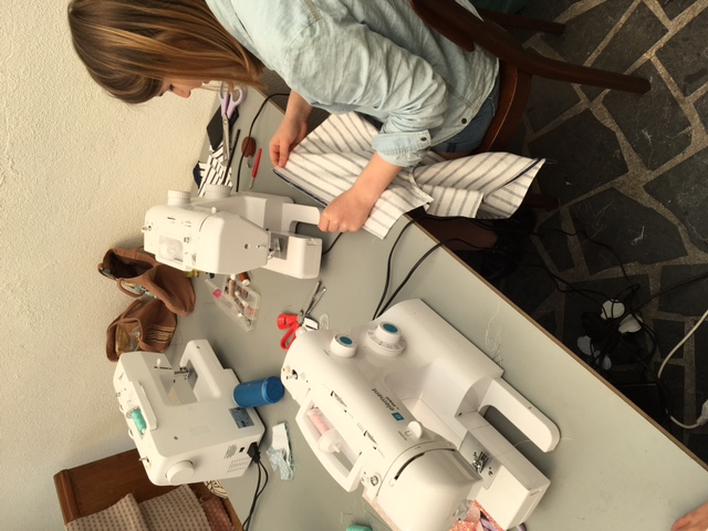 machine cours couture angers