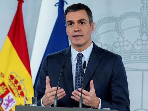 Información relativa al Estado de alarma aprobado el día 25 de Octubre de 2020. Yecla (Murcia)