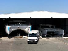 How a New Catamaran Gets Built