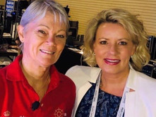 Meeting Tracy Edwards & Women in Sailing