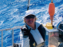My First Offshore Passage with the 59 North Sailing Crew
