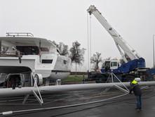 Mast & Rigging Inspection at Handover