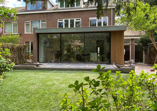 Extension House Van Tongeren