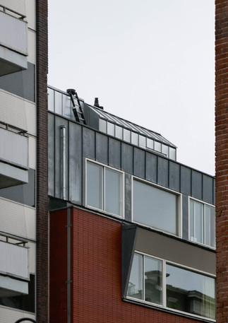 Appartment Eikenweg Amsterdam