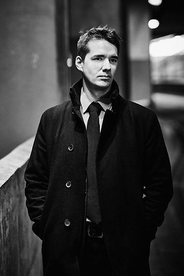 Daniel Lebhardt pianist. Photo by Kaupo Kikkas