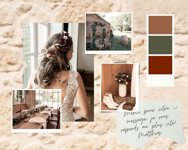 Green and Brown Realistic Interior Desig
