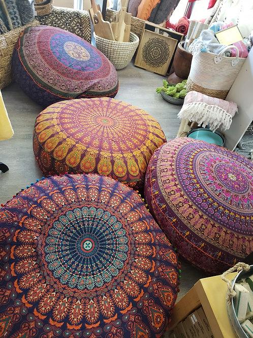 Jaipur Mandala Meditation Cushion