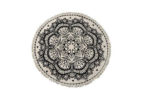 Round Mat - Mandala