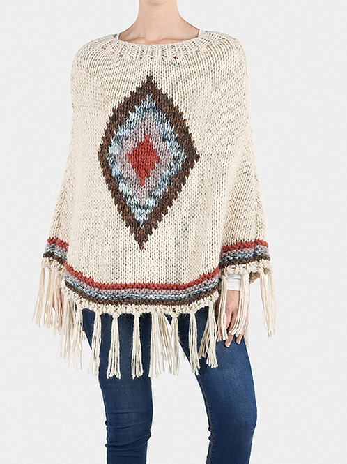 Red Rock Poncho