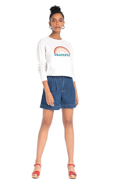 Rainbow Tiburon Sweatshirt