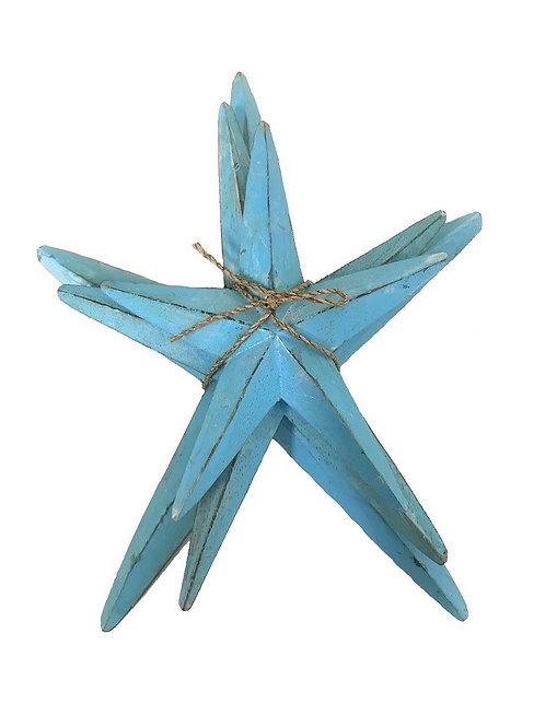 Wooden Starfish