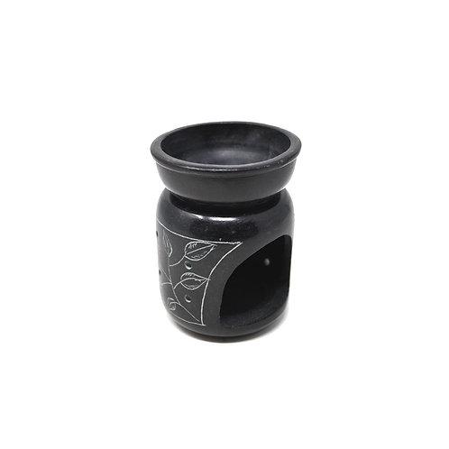 Aromatic Oil/Incense Burner - Mandala Design
