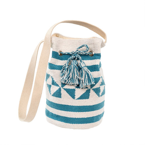 Surf Stripe Bucket Bag