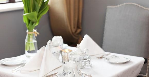 Anam Cara Manor Dinning Room