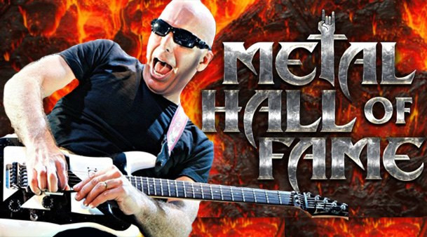 Joe Satriani to Be Inducted into the Metal Hall of Fame Awards