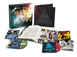 Metal Watch: DEF LEPPARD - The Early Years, New Releases from Legacy Bands
