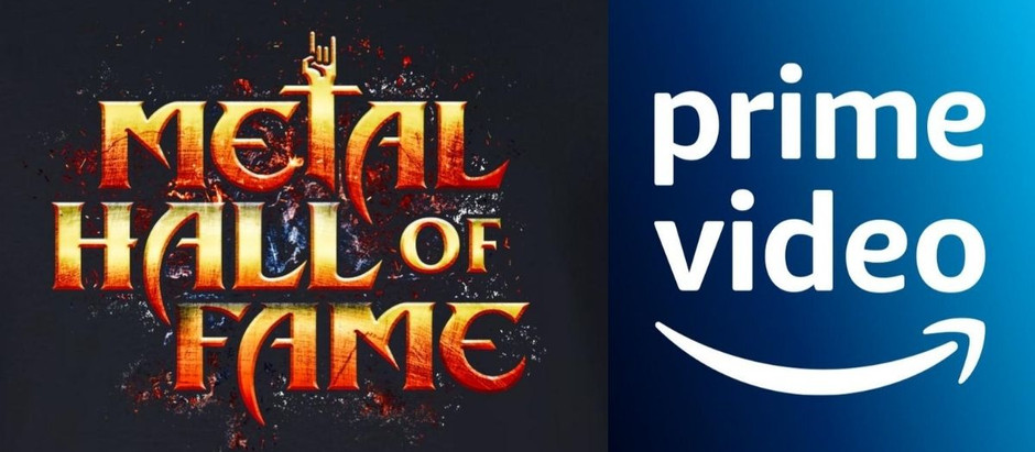 Metal Hall of Fame Gala Now Available on Amazon Prime Television