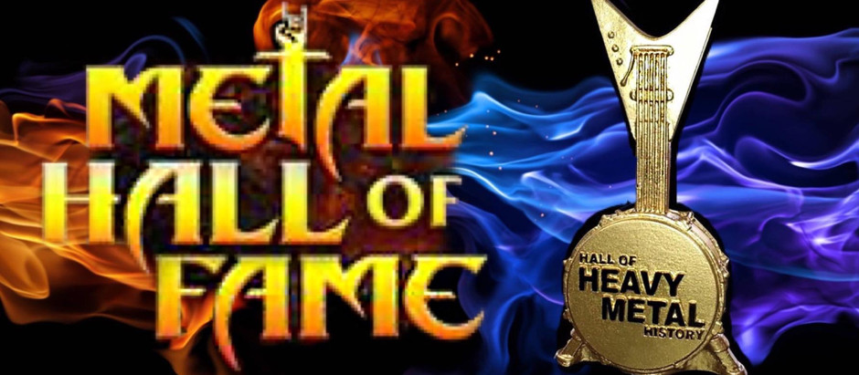 METAL HALL OF FAME TO ADD NEW VOTING CATEGORIES