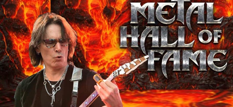 Steve Vai to be inducted by Joe Satriani into the 2020 Metal Hall of Fame