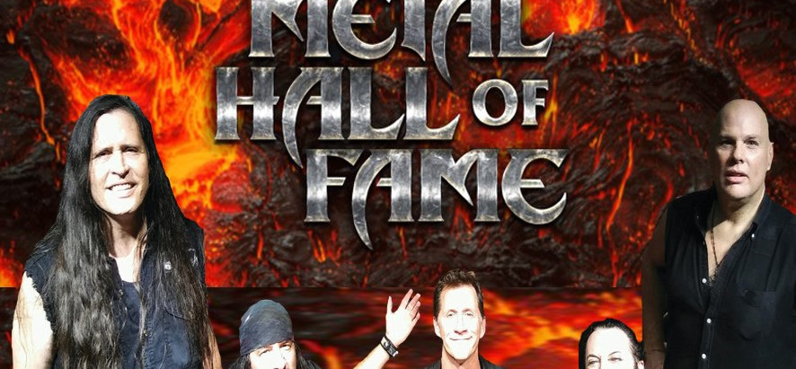 Metal Church to be inducted at the 2020 Metal Hall of Fame Awards Gala