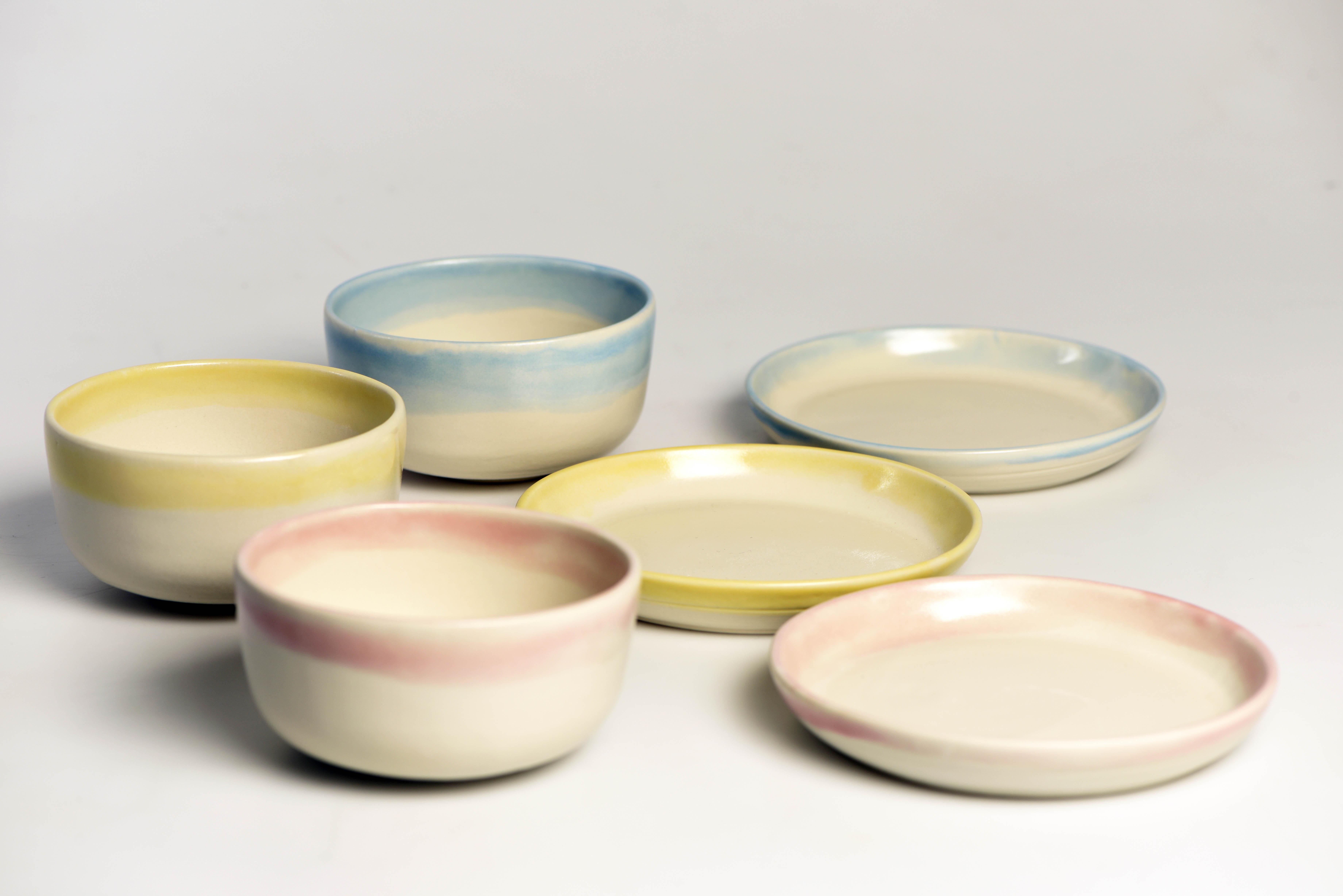 Jidori Plate&Bowl