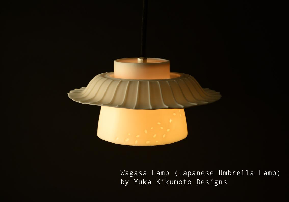 Wagasa Lamp