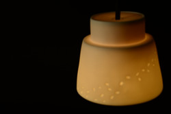 Wagasa Lamp (Inside)