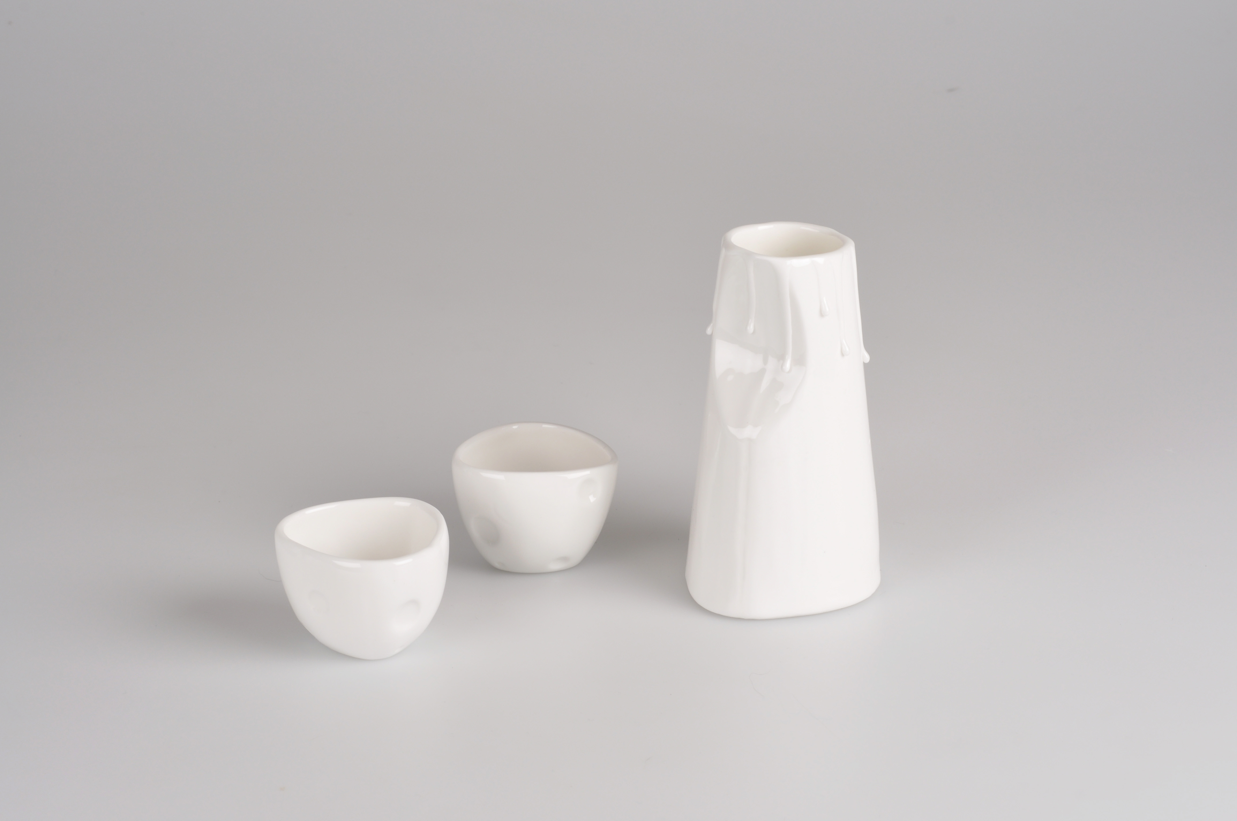 Cheese Sake Set