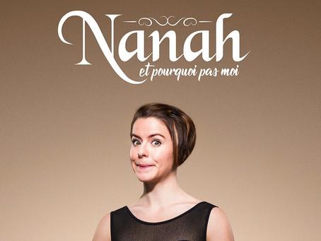 """Retour sur la première du spectacle """"Nanah et pourquoi pas moi"""""""