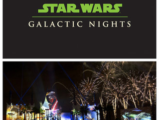 STAR WARS: GALACTIC NIGHTS SPECIAL EVENT HEADING TO DISNEY'S HOLLYWOOD STUDIOS APRIL 14