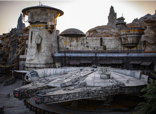 Are You Ready To Take Control of the Millennium Falcon?