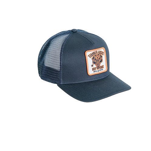 Basecap Mountain Lion Navy (Netz)