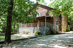 Cabin rental in arkansas