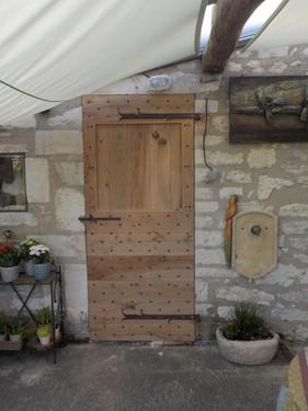 Porte Quercynoise - Intérieur