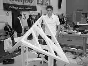 Concours européen du jeune charpentier