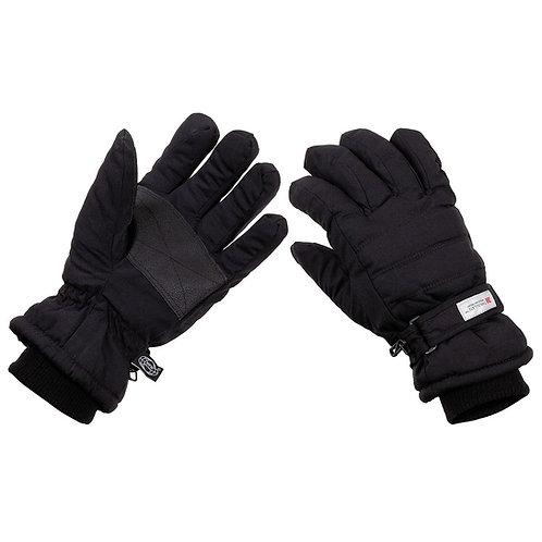 Fingerhandschuhe, schwarz, 3M™ Thinsulate™ Insulation