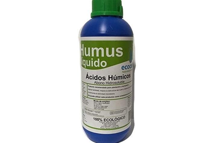 Abono Humus Liquido Lombriz Ecocelta 1l