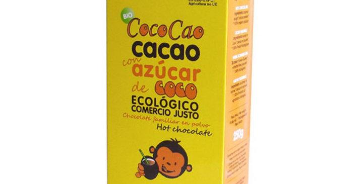 Cacao con Azúcar de Coco, Alternativa  250 gr.