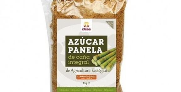 Azúcar Panela ecológico, Ideas 1kg