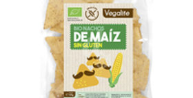 Nachos de maíz natural sin gluten bio vegalife 125 grs