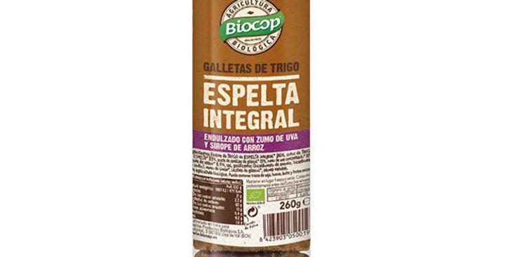 Galleta de espelta Biocop 250 g