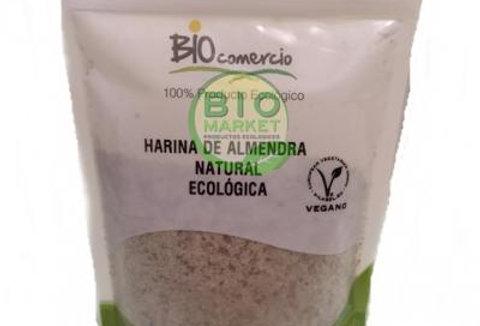 Harina almendra 100g biocomercio