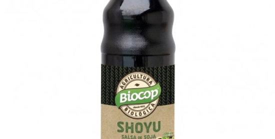 Salsa de soja Shoyu Biocop 1 lt