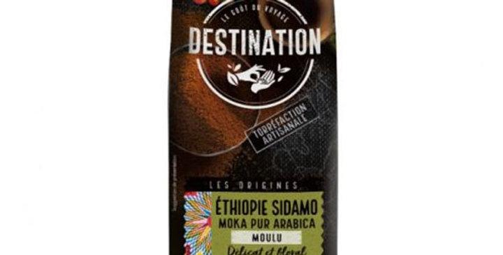 CAFE ETHIOPIE SIDAMAS N14 DESTINATION 250 GR.