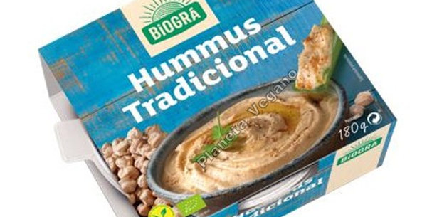 Hummus Tradicional Biogra 180g