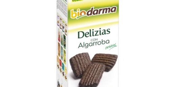 Galletas Algarroba Delicias
