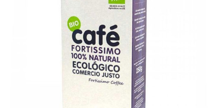 CAFE FORTISSIMO MOLIDO  ALTERNATIVA 250 GR.