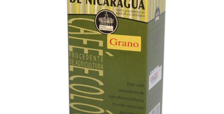 Café Grano Nicaragua, Plaza del Castillo 250 gr.